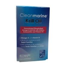 Cleanmarine Cardio 40+ Caps 60