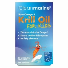 Cleanmarine For Kids 60s