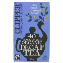 Clipper Og Decaffeinated Tea