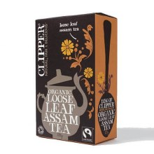 Clipper Organic Assam (loose)