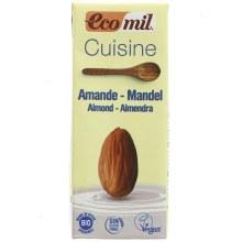 Ecomil Cuisine - Almond Cream