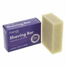 Friendly Shaving Soap Oran/lav