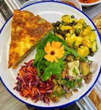Frittata & Salads