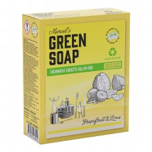 Green Soap Co. Dishwasher Tabs