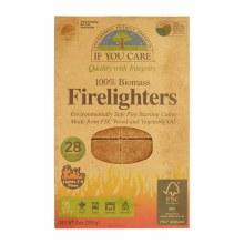 If You Care Firelighters 28's