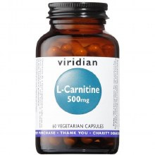 L-carnitine 500mg 30 Caps