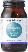 L-theanine 200mg W Lemon Balm