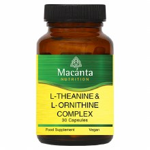 L-theanine & L-ornithine