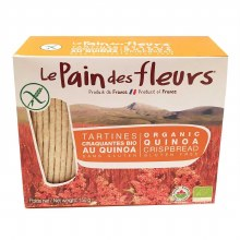 Le Pain Quinoa Crispbread