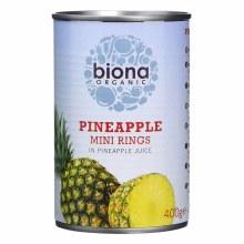 Mini Pineapple Rings In Pineap