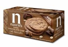 Nairns Dk Choc Oat Biscuits