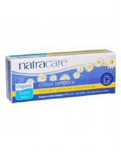 Natracare Tampons Super Org