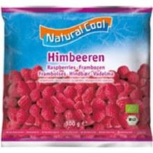 Natural Cool Raspberries