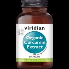 Organic Curcumin Extr 30 Caps