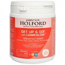 Ph Get Up & Go With Carboslow