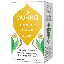 Pukka Turmeric Active 30 Caps