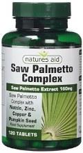Saw Palmetto Complex 60tabs