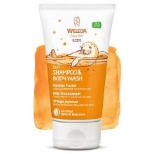 Wl Kids Shampoo & Wash - Orang