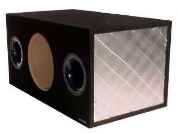 """12"""" SINGLE PORTED EAGLE BOX"""