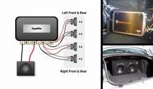 4/5 Ch Amp Premium Install