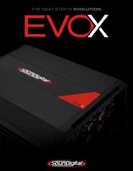 800.1 EVOX - 4OHM