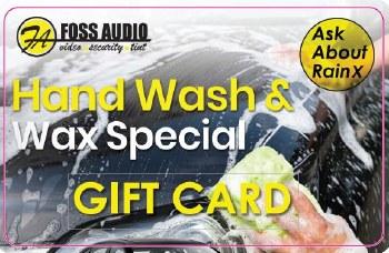 HAND WASH GIFT CARD