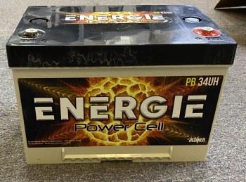 PB34UH ENERGIE