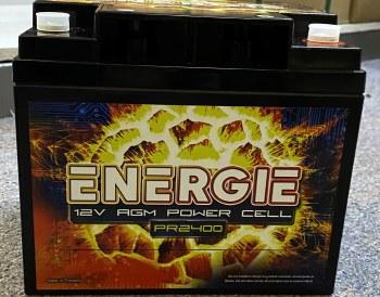 PR2400 ENERGIE