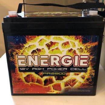 PR2800 ENERGIE