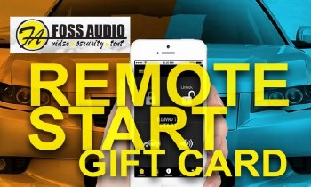 REMOTE START GIFT CARD