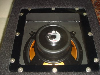 BP8 WOOFER / BOX