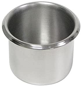 CUP HOLDER, STAINLESS, 2-PK
