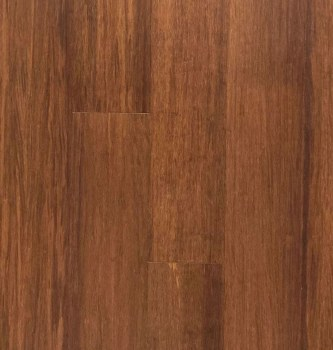 WIREBRUSHED WARM BROWN BAMBOO