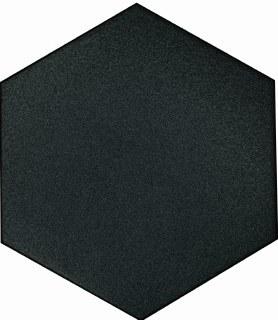 CASABLANCA - BLACK PORCELAIN