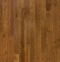 BAKERS COVE HICKORY - WALNUT SOLID HARDWOOD