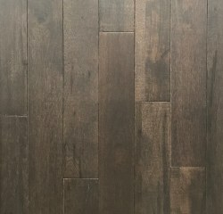 HICKORY LEATHER SOLID HARDWOOD