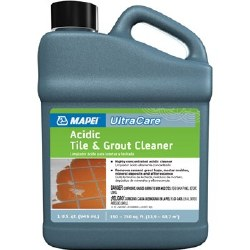 ACIDIC TILE & GROUT CLEANER