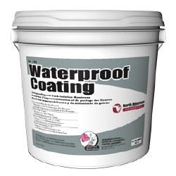 WATERPROOF COATING - 3.5 GAL