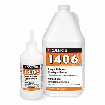 TONGUE & GROOVE ADHESIVE