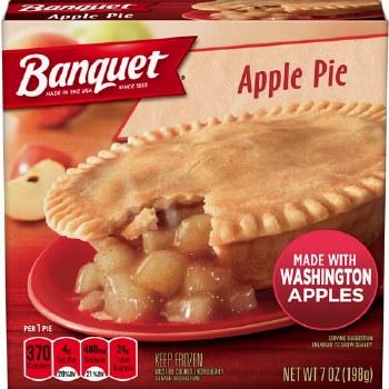 Fruit Pies - Banquet Apple 7 oz