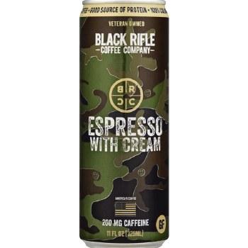 Coffee - Black Rifle w/Cream 11 oz