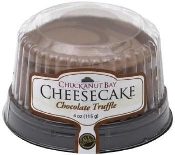 Cheescake - Chuckanut Bay Chocolate Truffle 4 oz