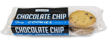 Cookies - Franz Chocolate Chip 9 ct