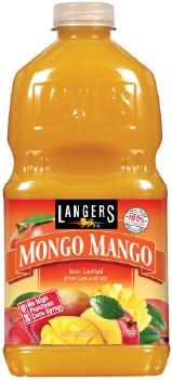 Juice - Langers Mongo Mango 64 oz