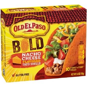 Taco Shells - OEP Stand 'N Stuff Nacho Cheese 5.4 oz