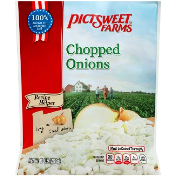 Vegetables - PictSweet Frozen Chopped Onions 10 oz
