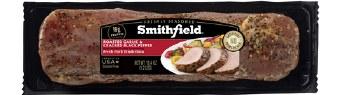 Pork Tenderloin - Smithfield Roasted Garlic Black Pepper 27.2 oz