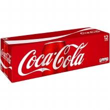 Coke 12 oz 12 Pack