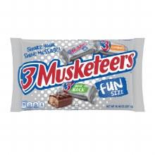 3 Musketeers Fun Size 10.48 oz