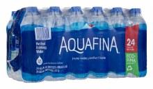 Water - Aquafina 24 Pack 16.9 oz ea